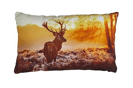 Terra Casa Amsterdam : Beddinghouse 144444 kaat amsterdam sunny deer cuscini decorativi 30