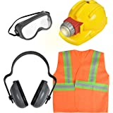 Maxx Action Deluxe Construction Worker Playset