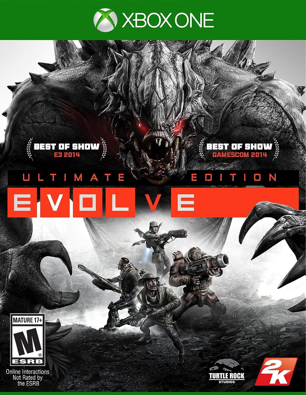 Evolve Ultimate Edition - Xbox One by 2K Games: Amazon.es: Videojuegos