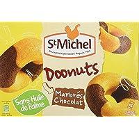 ST MICHEL Donut Marbrés Chocolat 180 g