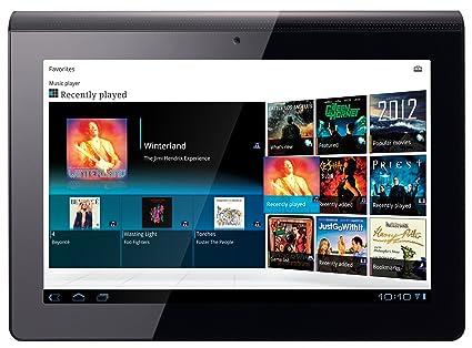amazon com sony sgpt112us s wi fi tablet 32gb computers rh amazon com