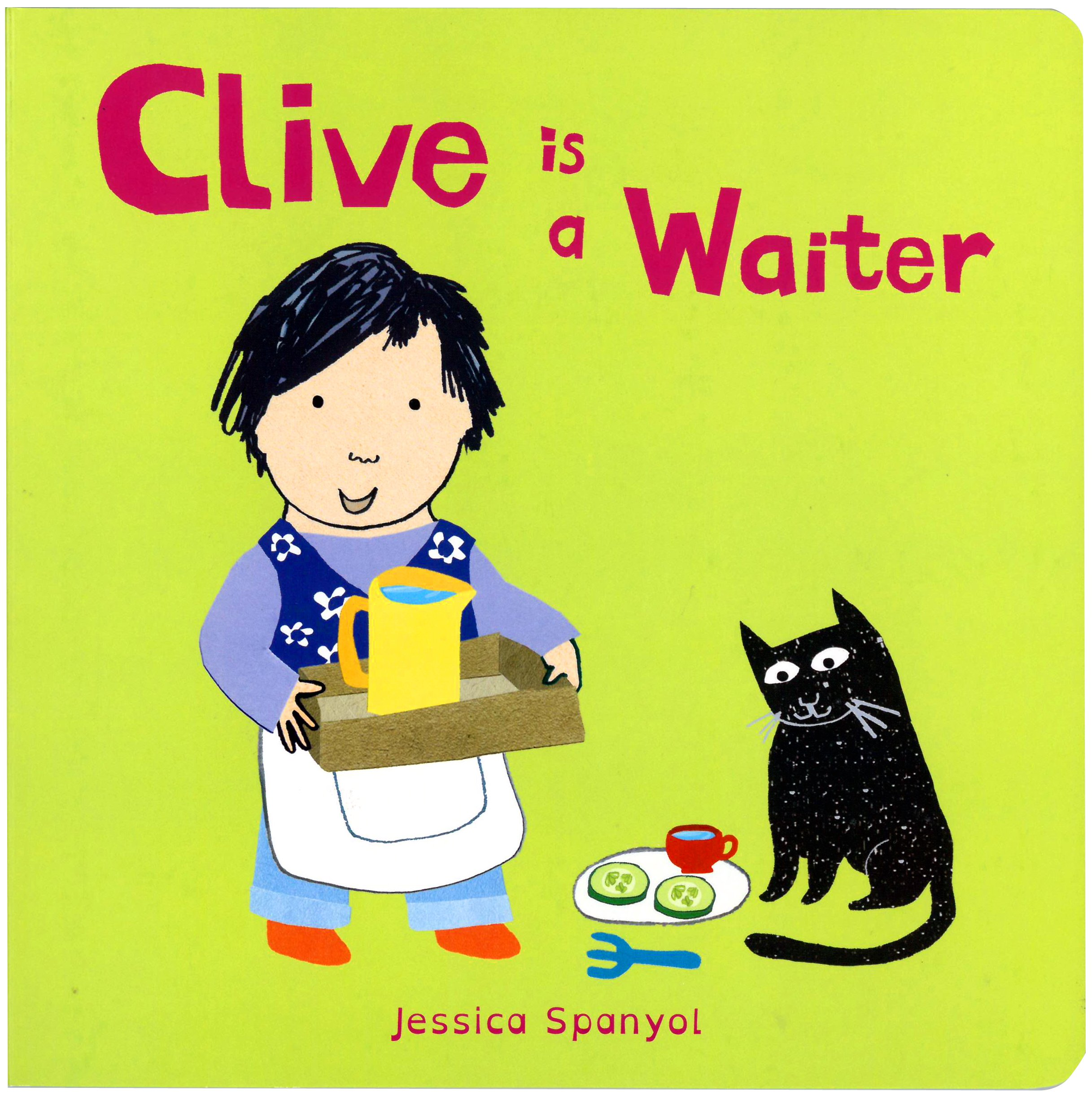 Download Clive Is a Waiter (Clive's Jobs) (All About Clive) ebook