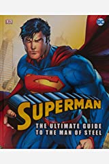 Marvel: Superman: The Ultimate Guide To The Man Of Steel Hardcover