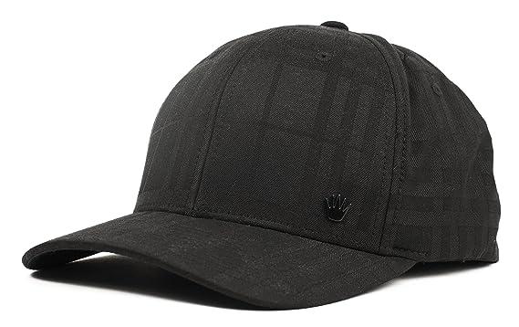 2b25bb42a4cfba No Bad Ideas Jordan II Flexfit Hat Black at Amazon Men's Clothing store:
