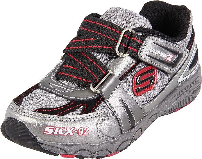 Skechers Scoots Skedaddle Super Z Sneaker Toddler