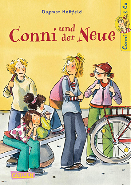 Conni & Co 2: Conni und der Neue (German Edition) eBook: Hoßfeld, Dagmar, Tust, Dorothea: Amazon.es: Tienda Kindle