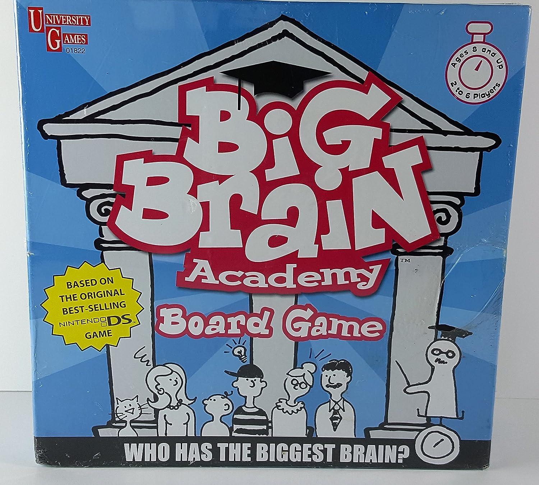 tienda hace compras y ventas University Juegos Juegos Juegos Big Brain Academy Juego  vendiendo bien en todo el mundo