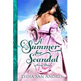 A Summer for Scandal (Arroyo Blanco Book 1)