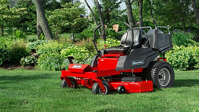 snapper riding lawn mower reviews