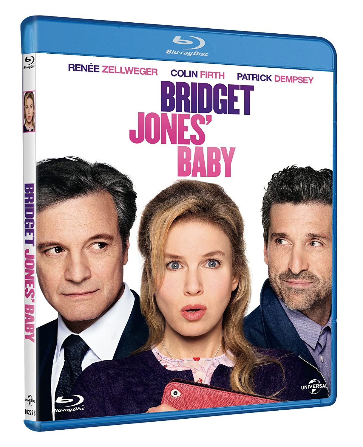 Bridget Jones Baby [Blu-ray]