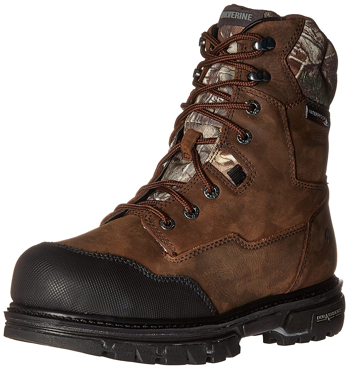 Wolverine メンズ Brown/Realtree 9 D(M) US 9 D(M) USBrown/Realtree B019WDP5QY