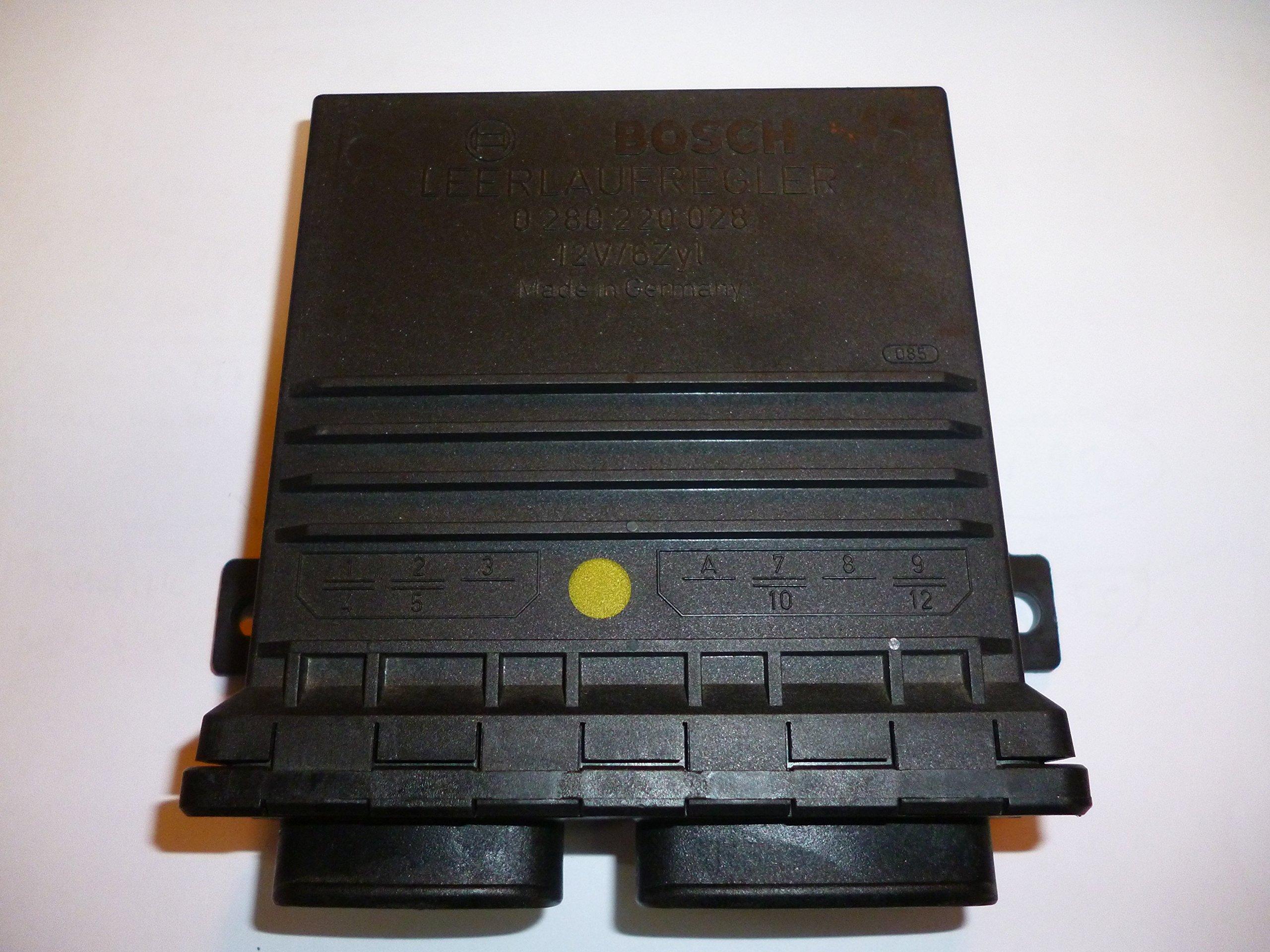 Opel Idle Speed Control Unit ECU New 0280220028