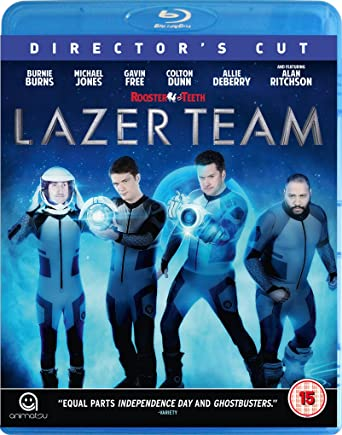 download film lazer team