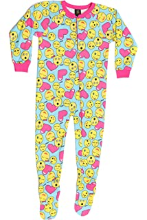 Just Love Printed Flannel Blanket Sleepers/One Piece Pajamas