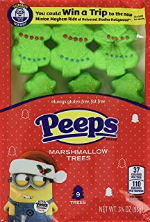 product image for Peeps Marshmallow Christmas Tree Holiday Candy, 3 3/8 oz