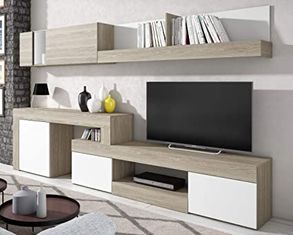 Miroytengo Mueble salón Comedor diseño Moderno Detalle ...