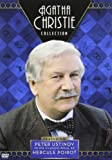 Agatha Christie Collection featuring Peter Ustinov as Hercule Poirot (Dead Man's Folly / Murder in Three Acts / Thirteen at Dinner)