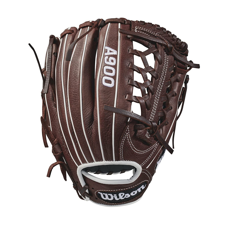 Wilson A900 野球グローブ 11.75インチWTA09RB181175。 B073DFJTKC