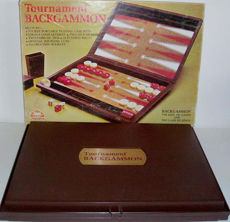 最適な材料 Vintage ES Lowe Tournament 1977 Backgammon Tournament Set 1977 with Case Lowe B00JK5KDIK, 浅草満願堂:cd6c8b50 --- arianechie.dominiotemporario.com