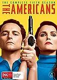 AMERICANS, THE SEAS: 5 (4 DISC)