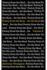 Poetry from the Soul… for the Soul: Volume II Kindle Edition