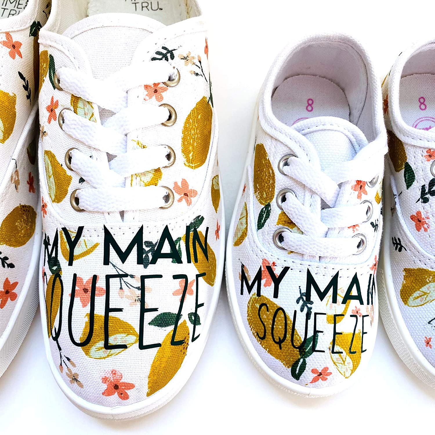 Me Matching Canvas Shoes