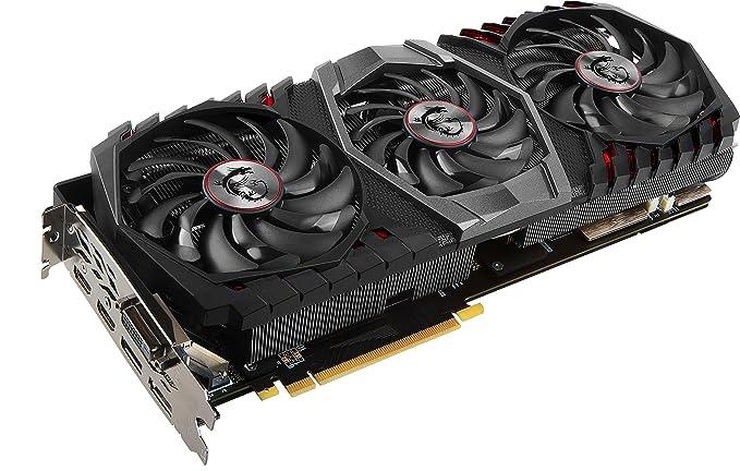 MSI V360-047R - Tarjeta gráfica (GeForce GTX 1080 Ti, 11 GB ...