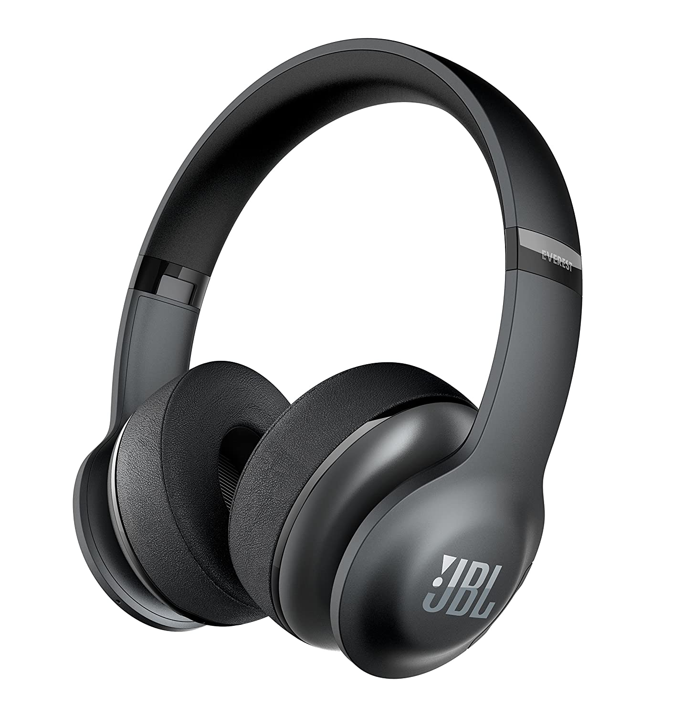 06bc26678 Amazon.com  JBL Everest 300 Wireless Bluetooth On-Ear Headphones (Black)   Electronics