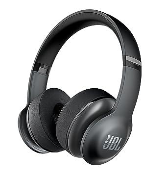 JBL Everest 300 - Auriculares de Diadema Cerrados (Bluetooth, Jack 3.5 mm, 10