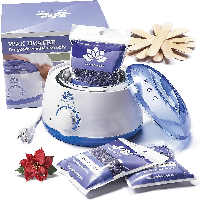 New Waxing Kit Wax Warmer Post Wax Treatment Spray Depilatory