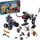 LEGO Super Heroes 76151 Venomosaurus Ambush Building Kit (640 Pieces)