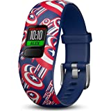 Garmin 010-12666-12 Captain America Adjustable Accessory Band (for vivofit jr. & vivofit jr. 2)