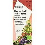 Salus-Haus - Floradix Floravital Iron & Herbs Yeast Free - 8.5 oz (FFP)