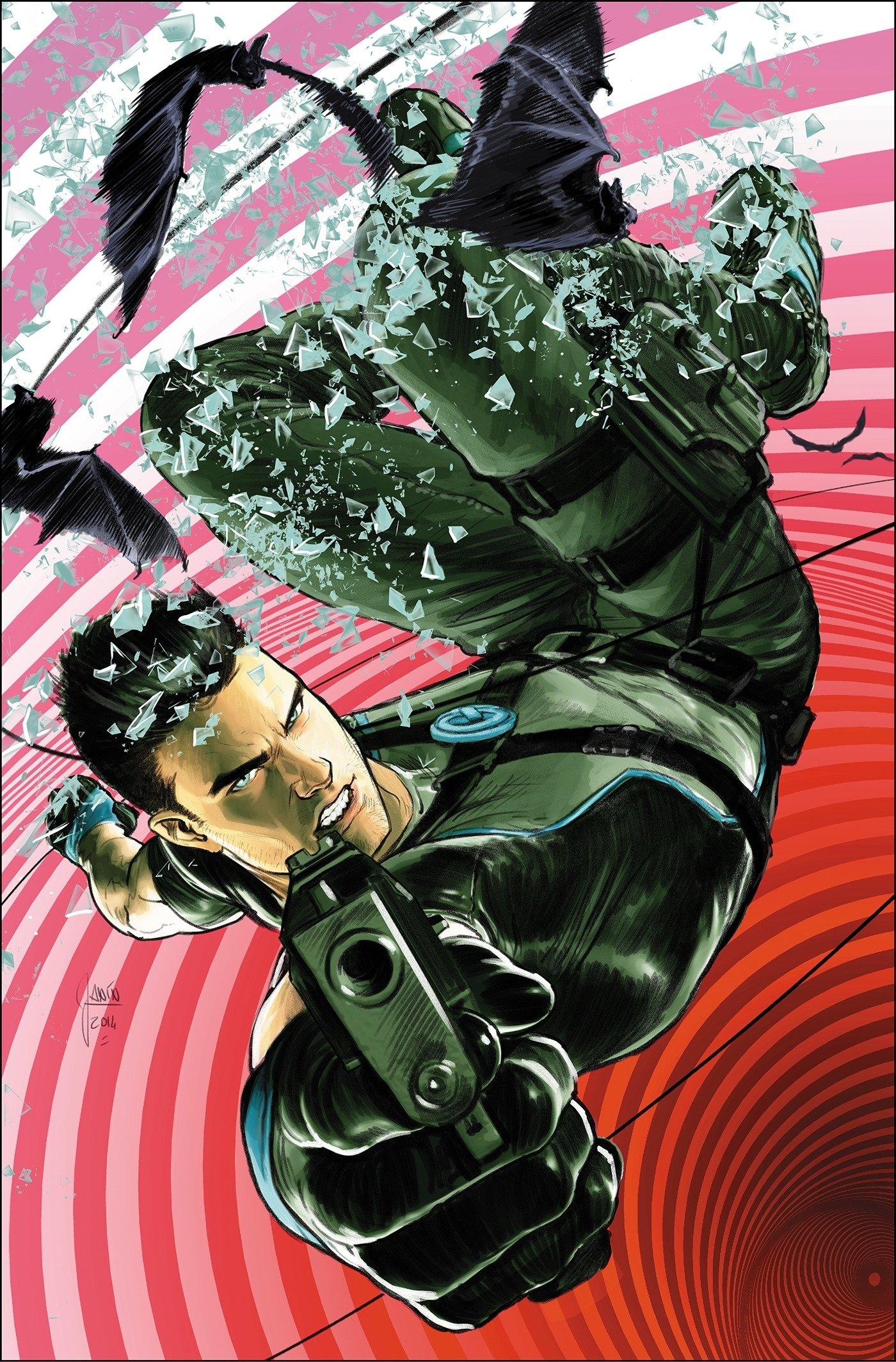 Grayson: The Superspy Omnibus