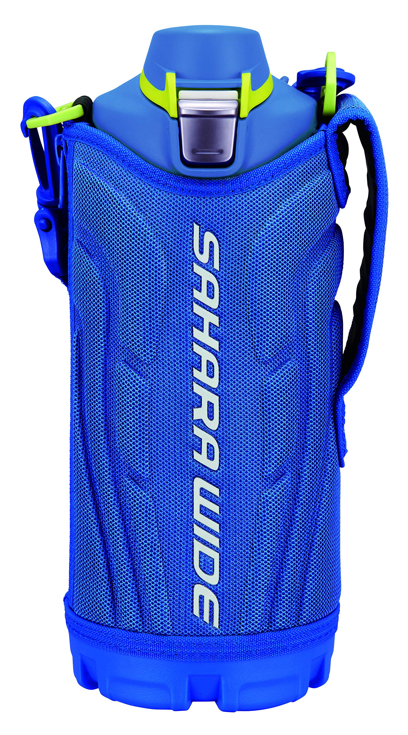 Tiger Corporation (TIGER) Cool Sports Bottle Blue 1.0L Tiger Water Bottle Straight Drinking Sports Bottle MME-E100AN