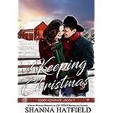 Keeping Christmas: Sweet Western Romance (Rodeo Romance Book 7)