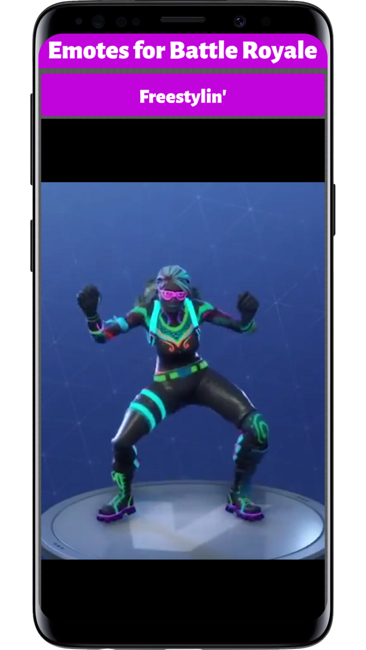 Amazon.com: Emotes for Battle Royale: Appstore for Android