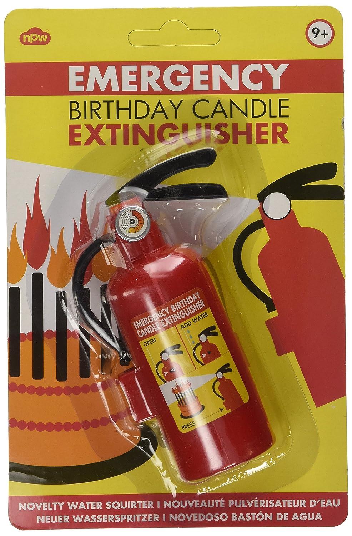 Emergency Birthday Candle Extinguisher Amazonde Spielzeug