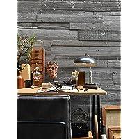 Barnwoodweb Wandhout Montreal Greywash 0,8m2 Wandbekleding oud hout met 3D effect