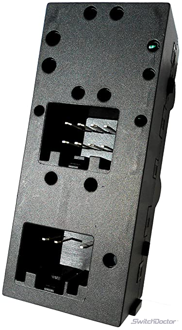 SWITCHDOCTOR Window Master Switch for 2004-2008 Ford F-150