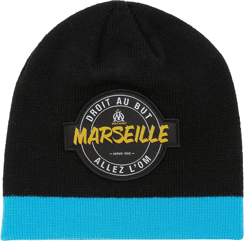 Collection Officielle Taille Enfant gar/çon OLYMPIQUE DE MARSEILLE Bonnet Om