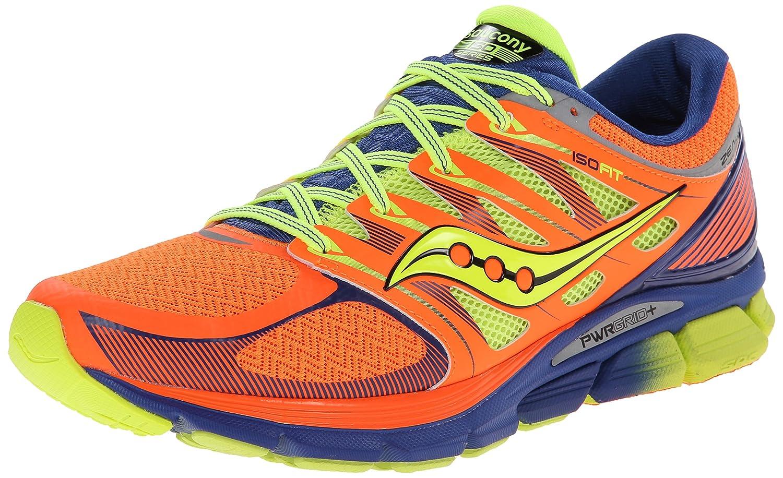 Saucony Zealot - Zapatillas de Running Unisex 44.5 EU Naranja (Viziorange / Blue / Citron)