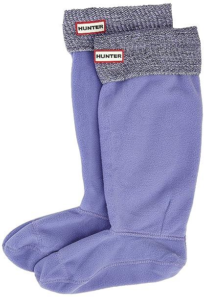 Hunter Calcetines W Org Tall Bs Moulct Lavanda EU 36/38 (UK 3/