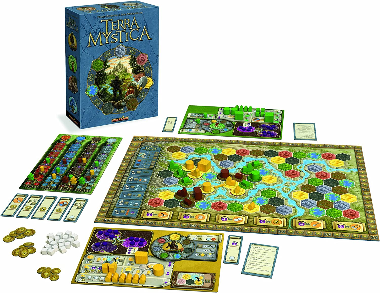 Terra Mystica: Amazon.es: Juguetes y juegos