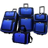U.S. Traveler New Yorker Lightweight Expandable...