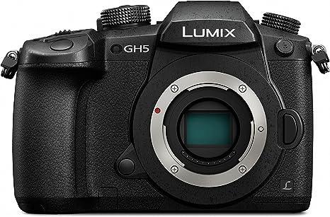 Panasonic Lumix DC-GH5 - Cámara EVIL de 20.3 MP, Pantalla de 3.2 ...