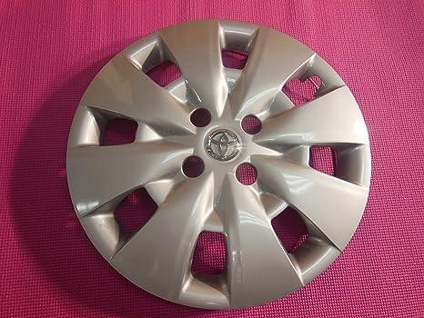 """Toyota Yaris réplica Tapa de Cubierta de la rueda tapacubos 15 """"2009 para 2012"""