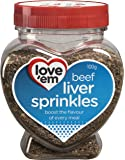 Love'em Beef Liver Treats Sprinkles 100 g