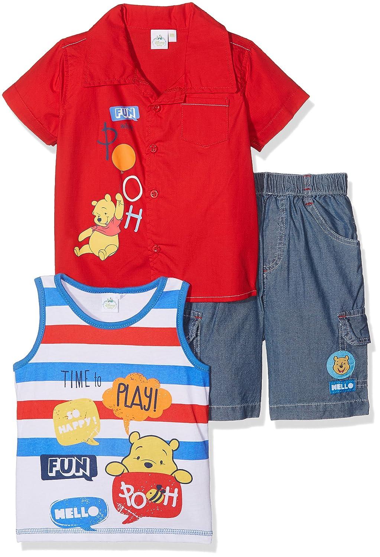 Winnie the Pooh Baby-Jungen Balloon Bekleidungsset