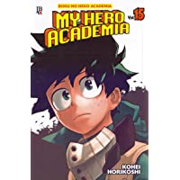 My Hero Academia. Boku no Hero - Volume 15